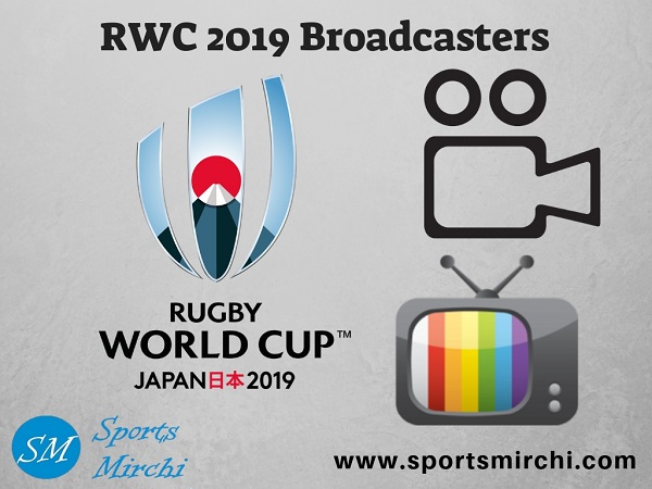 2019 Rugby World Cup Broadcasters, TV Channels List | Sports Mirchi
