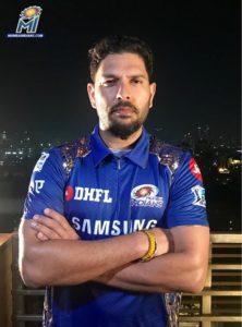Yuvraj Singh to play for Mumbai Indians in IPL 2019