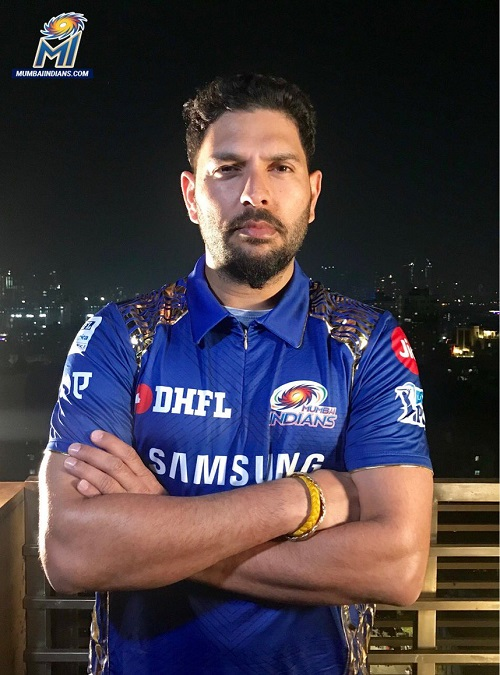 Yuvraj Singh to play for Mumbai Indians in IPL 2019