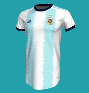 Argentina shirt for 2019 Copa America