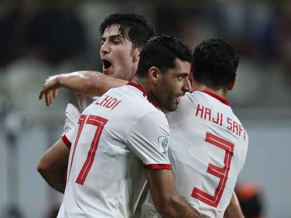 Iran beat China to qualify semi-final of 2019 Asian Cup