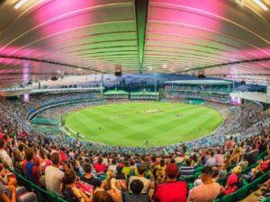Sydney Cricket Stadium photo