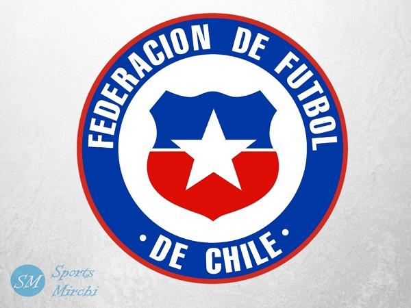 Chile Football Team Federation Logo