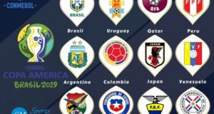 Copa America 2019 Matches Schedule, Time in IST