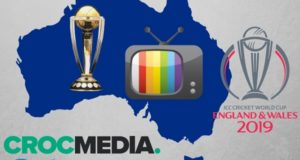 Australia: Crocmedia secure Radio Rights for ICC World Cup 2019