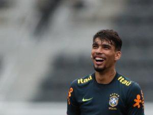 Lucas Paqueta Brazil footballer