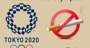Smoke Free Olympics at Tokyo 2020 – TMG official