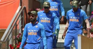 Team India donates Ranchi ODI match fees of 66 Lakh Rupees to National Defence Fund
