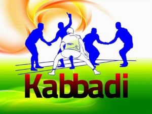Kabaddi sport photo