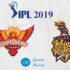 KKR vs SRH 2019 Match-2 Preview, Prediction, Playing-XIs, Live Streaming