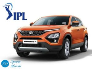 Tata Harrier to be official partner of IPL 2019