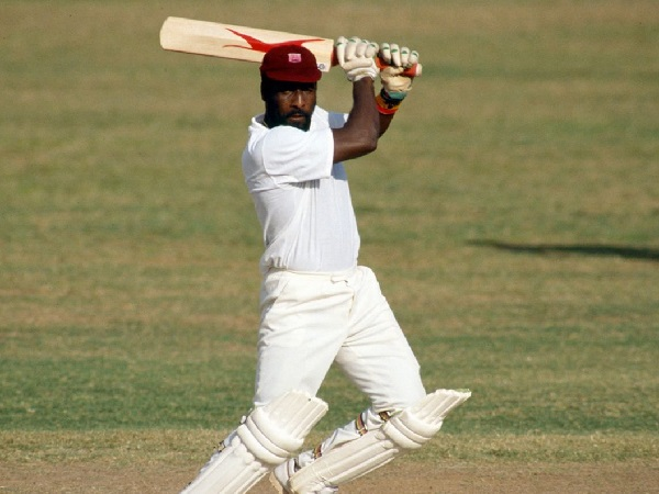 Viv Richards played cricket world cup and football world cup