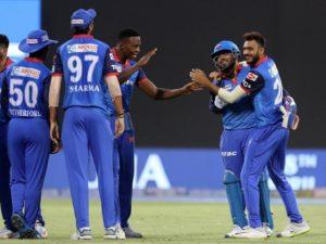 Delhi Capitals qualify for IPL 2019 playoffs