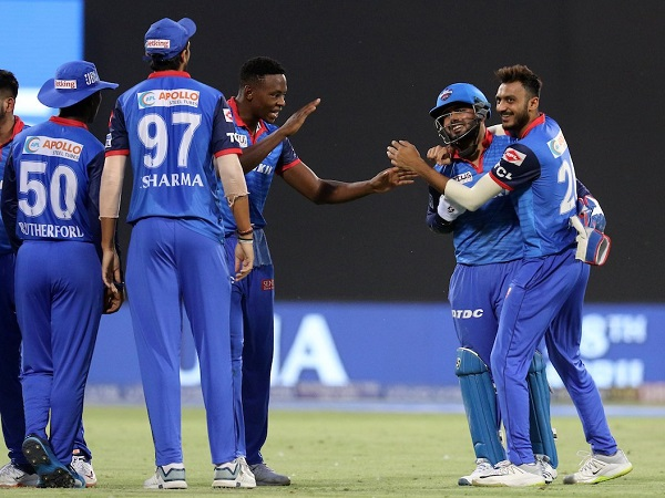 Delhi Capitals qualify for IPL 2019 playoffs