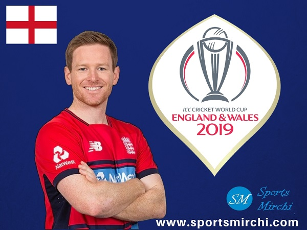 England Cricket Team at ICC World Cup 2019