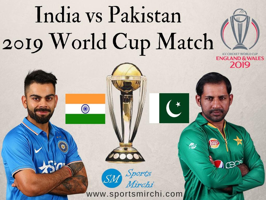 India vs Pakistan 2019 cricket world cup match photo