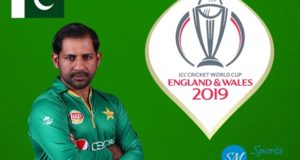 Pakistan 15-man team confirmed for 2019 world cup