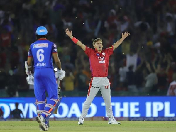 Sam Curran took IPL 2019 hat trick against Delhi Capitals