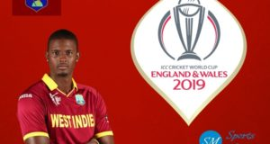 West Indies Squad for 2019 cricket world cup named