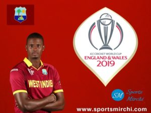 West Indies cricket team at ICC world cup 2019