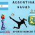 Argentina Squad announced for FIFA Women's World Cup 2019