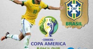 Brazil named 23-man Squad for 2019 Copa America