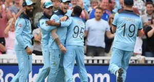 England thrashed Africa in the opening game of 2019 cricket world cup