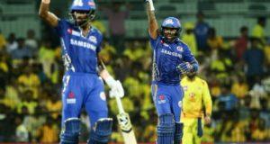Mumbai Indians beat CSK to reach Vivo IPL 2019 Final