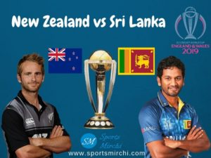New Zealand vs Sri Lanka 2019 cricket world cup match photo