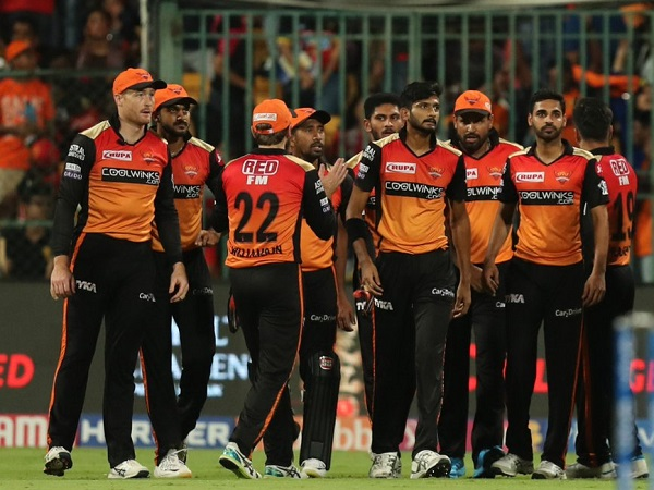 Sunrisers Hyderabad first team to qualify for IPL 2019 playoffs with just 12 points