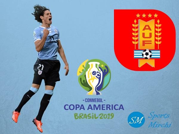 Uruguay 2019 Copa America Squad