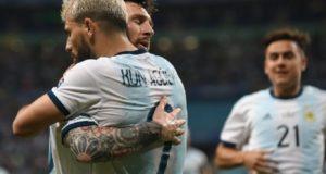 Argentina beat Qatar to enter Copa America 2019 Quarterfinals