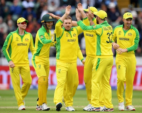 Australia beat Pakistan in ICC cricket world cup 2019 match.