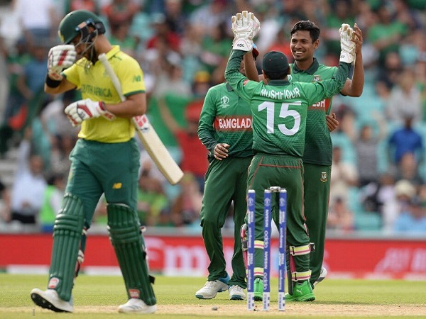 Bangladesh beat South Africa in ICC world cup 2019 match