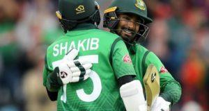 CWC19: Bangladesh chased 322 target in 41.3 overs, Beat West Indies by 7 wickets