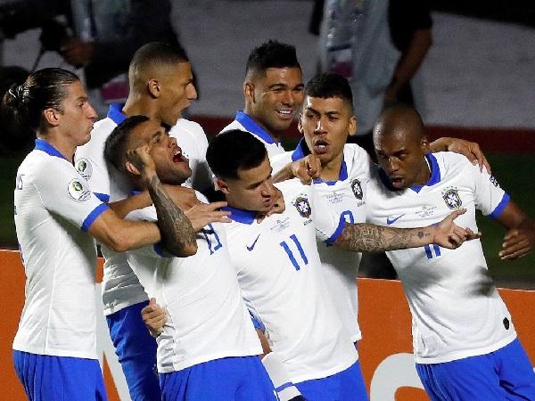 Brazil won 2019 Copa America match against Bolivia by 3-0