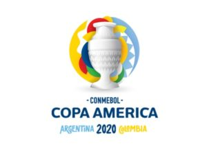 Copa America 2020 logo