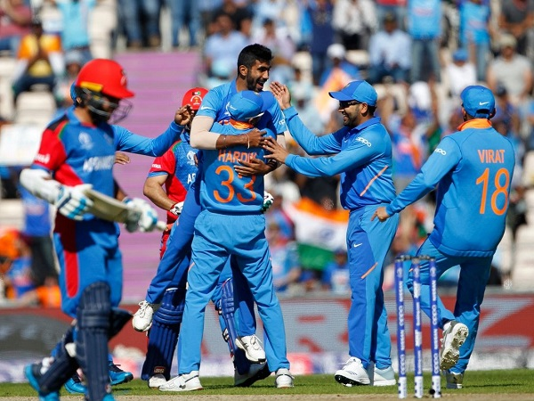 India beat Afghanistan by 11 runs 2019 cricket world cup