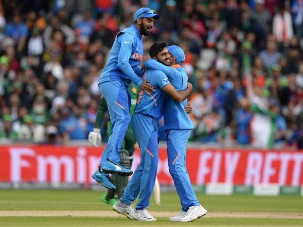 India defeated Pakistan in 2019 cricket world cup