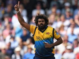 Lasith Malinga took 4 wickets against England in 2019 world cup.
