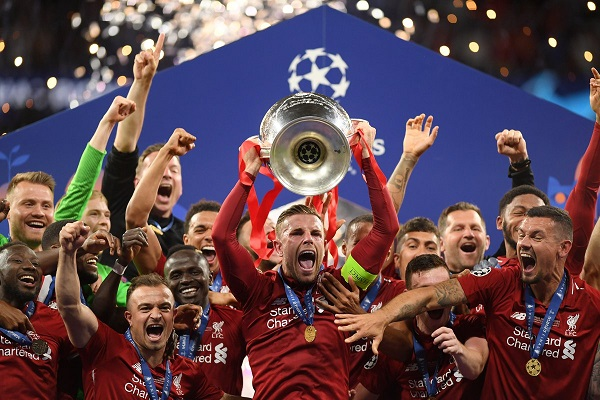 Liverpool qualify for FIFA Club World Cup 2019 by winning UEFA Champions League