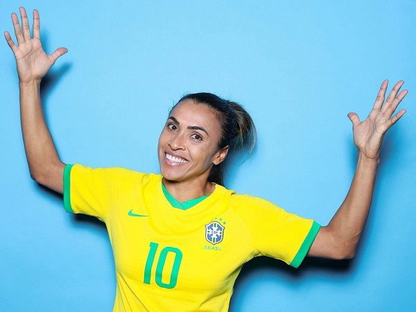 Marta leading goal-scorer at FIFA women's world cup