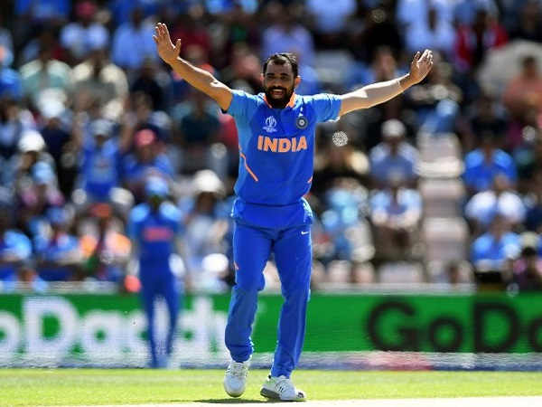 Mohammed Shami takes hat-trick in ICC world cup 2019 against Afghanistan