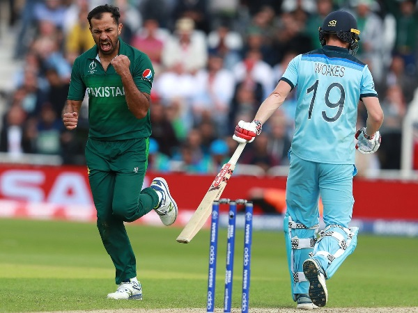 Pakistan beat England by 14 runs in world cup 2019