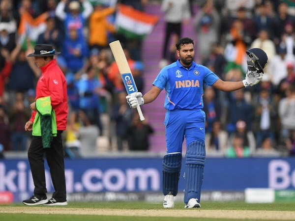 Rohit Sharma scored hundred to guide India victory over South Africa