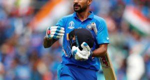 CWC19: Shikhar Dhawan ruled out, Rishabh Pant, Jadhav likely replacement