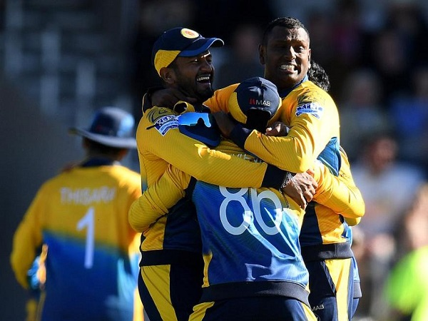Sri Lanka beat England in 2019 cricket world cup by 20 runs