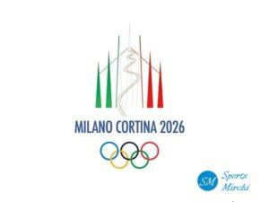 Winter Olympics 2026 logo