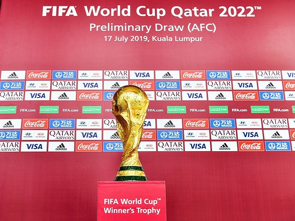 Asian teams for 2022 FIFA world cup qualifiers round-2