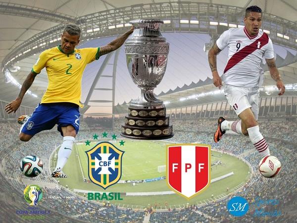 Brazil vs Peru Final 2019 Copa America